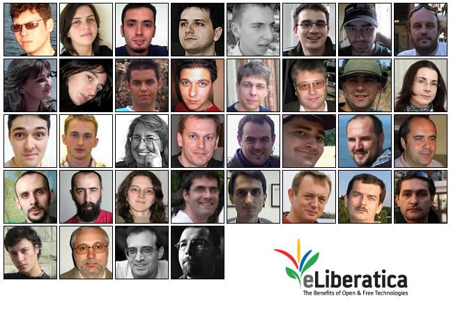 eLiberatica 2007 - main contributors